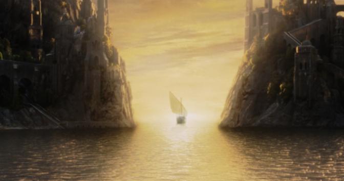 Into the West – Về miền mặt trời lặn