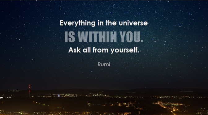 Đi tìm chính mình?