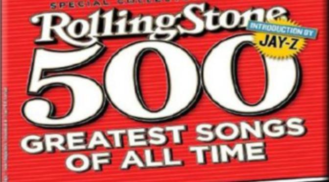 500 bài hát hay nhất trong mọi thời đại