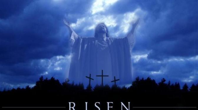 Chúa sống lại rồi !
