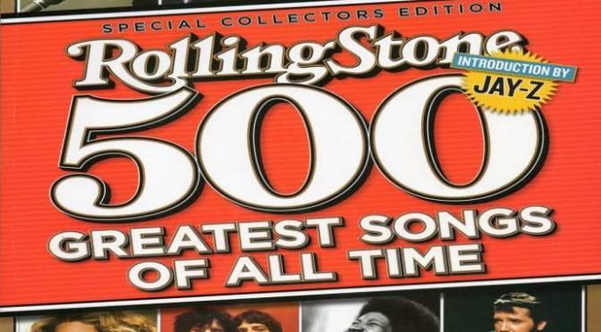 500 bài hát hay nhất mọi thời đại