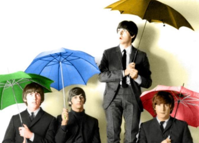 Rain – Mưa
