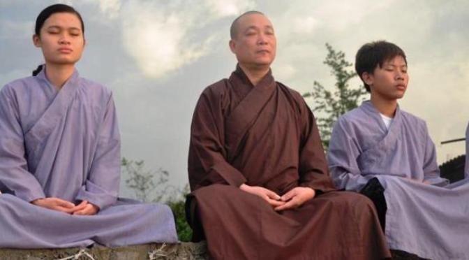 Thiền hít thở