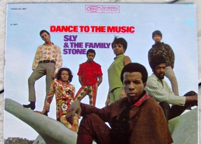 Dance to the music – Vũ với âm nhạc