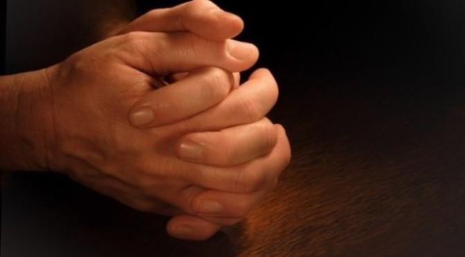 Praying for everyone