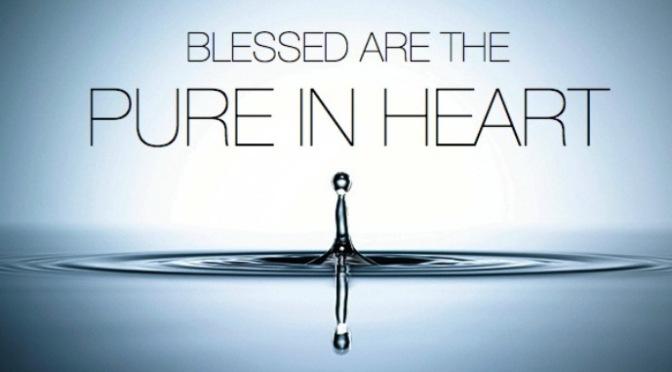 Phúc cho người có trái tim tinh khiết