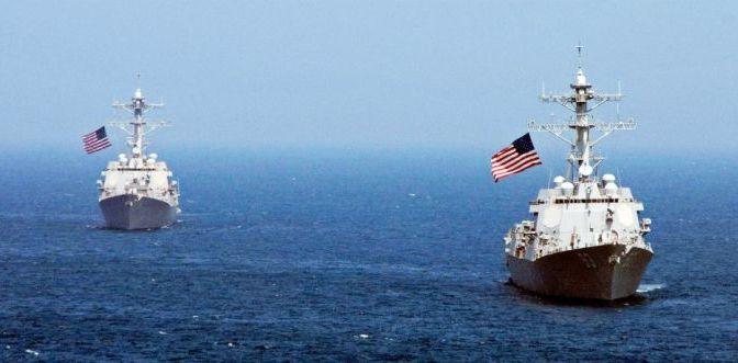Bộ Quốc Phòng Mỹ: Chương trình Tự do Hàng hải