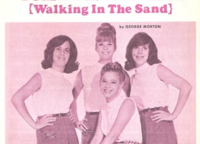 (Remember) walking in the sand – (Nhớ) đi trên cát