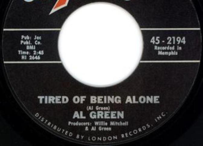Tired of being alone – Chán cô đơn