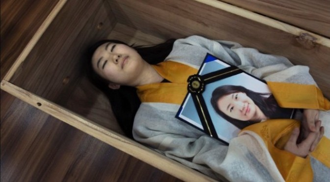Trang tử giả chết