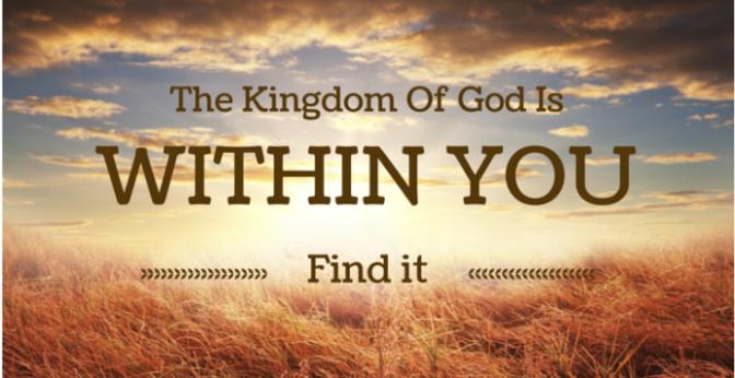 Thy kingdom come – Nước Cha trị đến