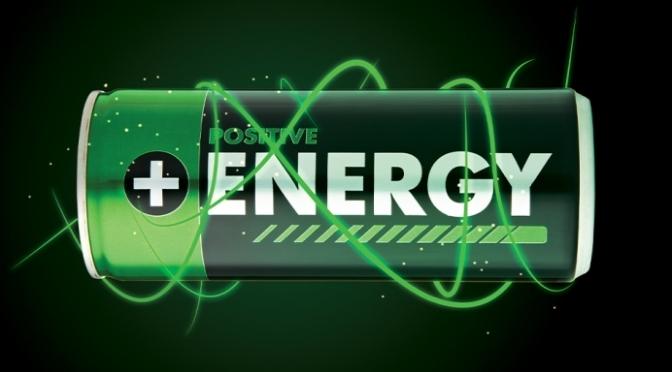 Năng lượng tích cực