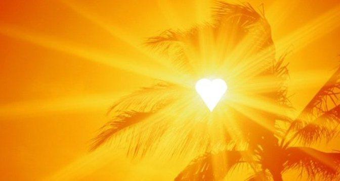 Mặt trời trong tim
