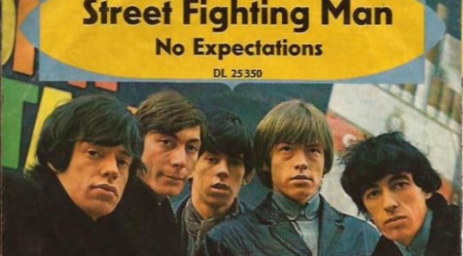 Street fighting man – Người chiến đấu đường phố