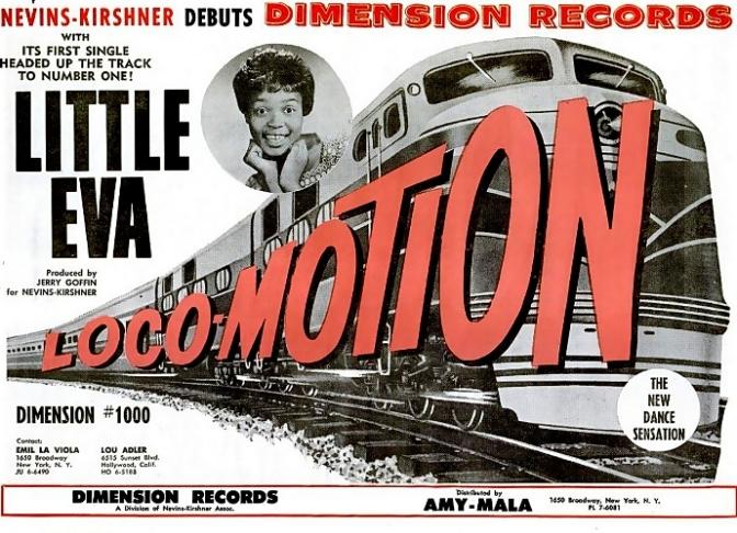The Loco-motion – Điệu vũ tàu lửa