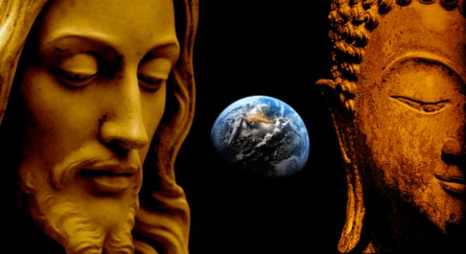 Chúa Phật yêu bạn thế nào?