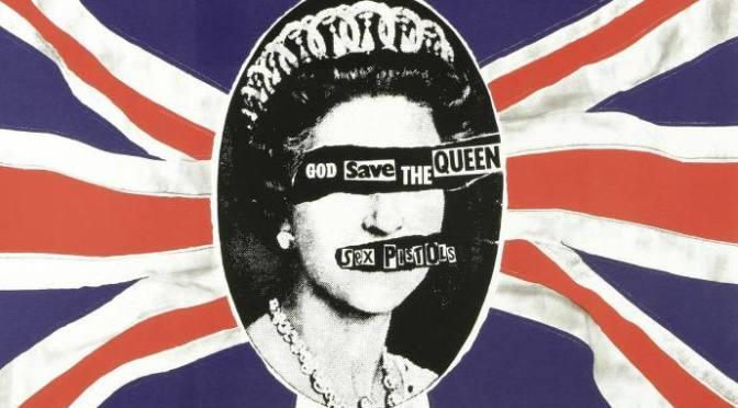 God save the queen – Thiên Chúa gìn giữ nữ hoàng