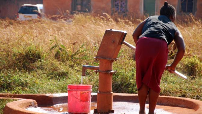 Nước sạch có phải là một vấn đề của phụnữ?
