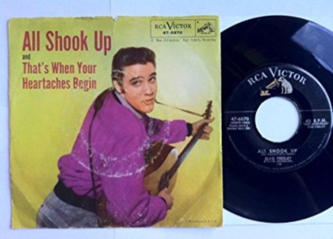 All shook up – Rối rồi