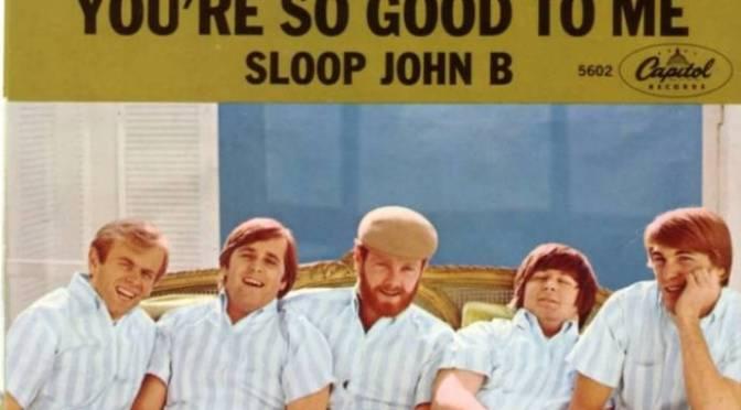 Sloop John B – Thuyền buồm John B