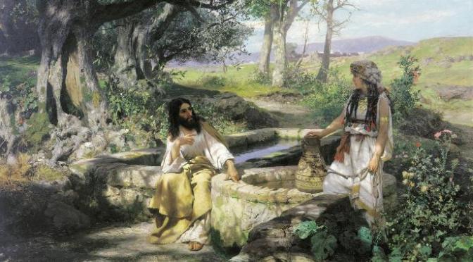 Làm bạn với Jesus