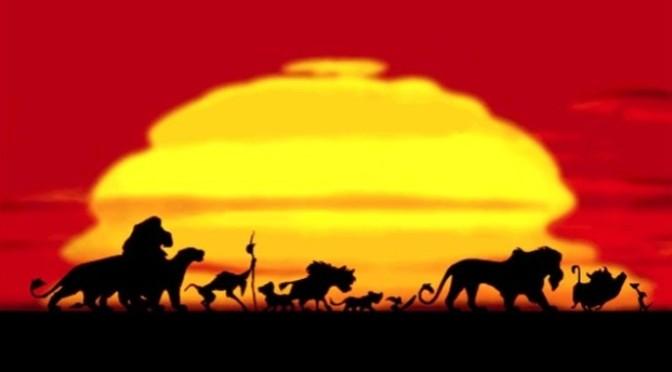 Circle of Life – Vòng đời – phim The Lion King