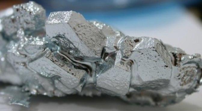 Where is gallium in our bauxite? Gali – kim loại trọng yếu – đang nằm ở đâu trong quặng Boxit của ViệtNam?