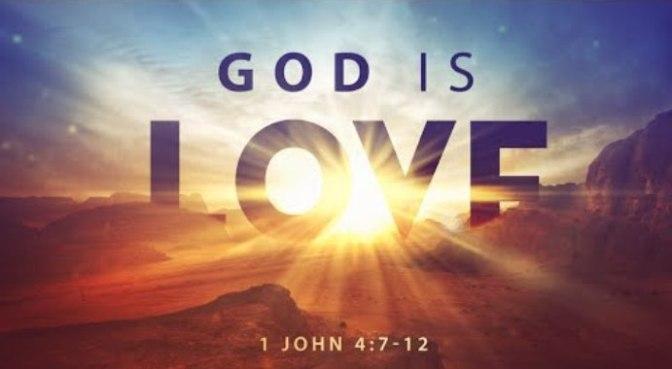 Thượng đế yêu bạn