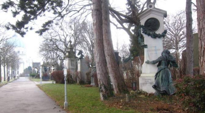 Ảnh sinh hoạt hằng ngày – Jan 23, 2018 – Nghĩa trang Vienna