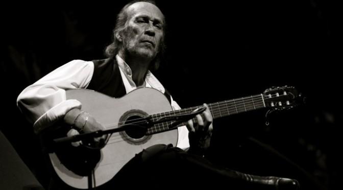 Nghệ sĩ guitar Paco de Lucía