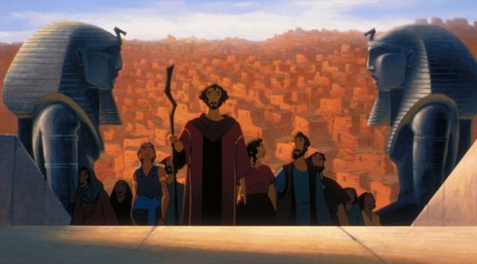 When You Believe (Khi bạn tin) – phim Prince of Egypt