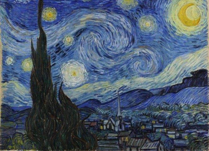 Đêm đầy sao – Starry Starry night