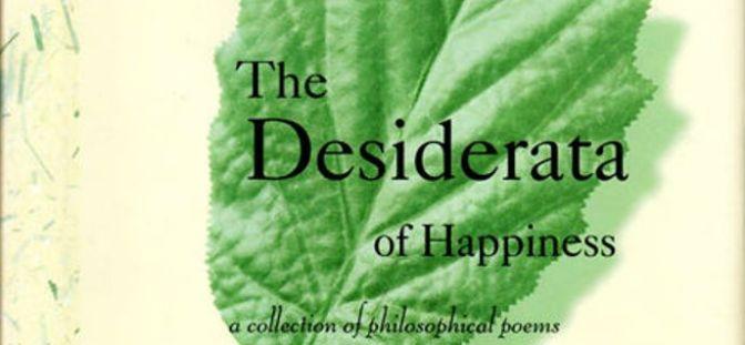 Desiderata – Khát vọng