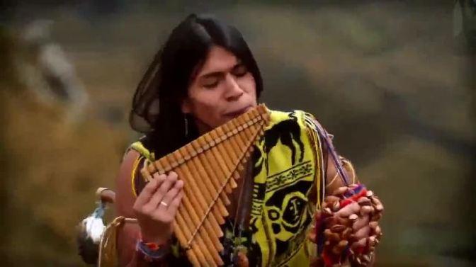 Leo Rojas – nghệ sĩ sáo thần Păng