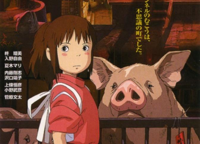 Nhạc phim Spirited away – Sen và Chihiro ở thế giới thần bí