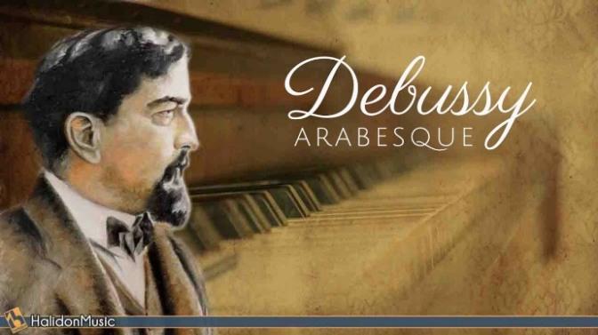 Đôi arabesques – Debussy