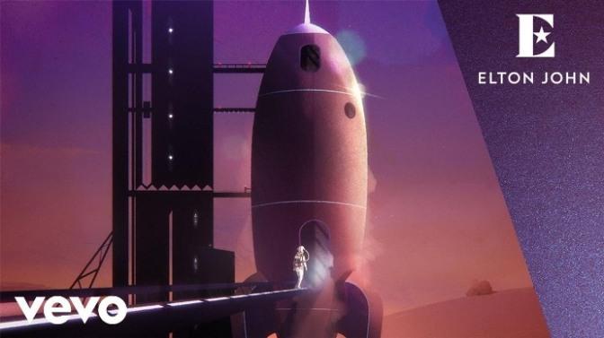 Ông tên lửa (Tôi nghĩ sẽ lâu rất lâu) – Rocket man (I think it's gonna be a long long time)