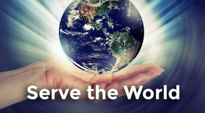 Bạn có đang phục vụ đời?