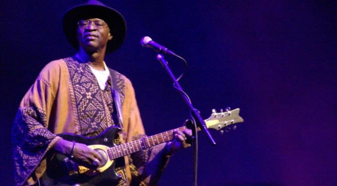 Ali Farka Touré – nhạc Blues sa mạc