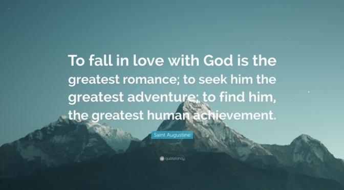 Sống với Thượng đế – Sống với điều không biết