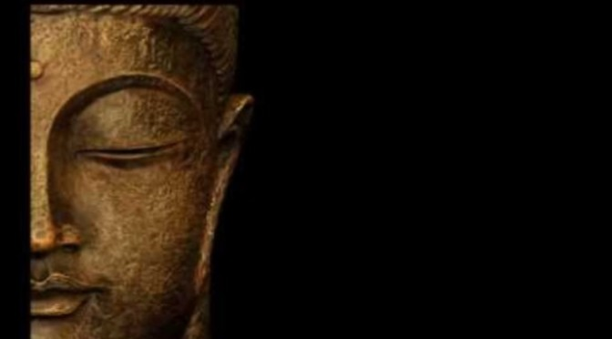 Con an trú trong Phật