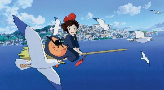 A town with an ocean view – phim Dịch vụ giao hàng của phù thủy Kiki