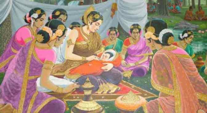 Chào mừng Phật Đản lần thứ 2642 (Phật lịch 2562 – dương lịch 2018)