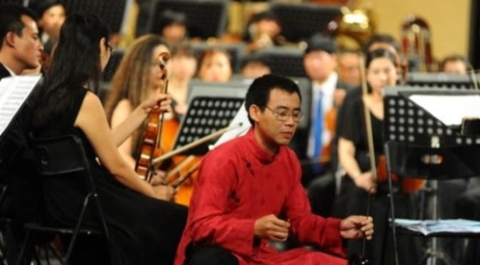 Dialogue (Đối thoại) –  Đàn bầu và dàn nhạc giao hưởng