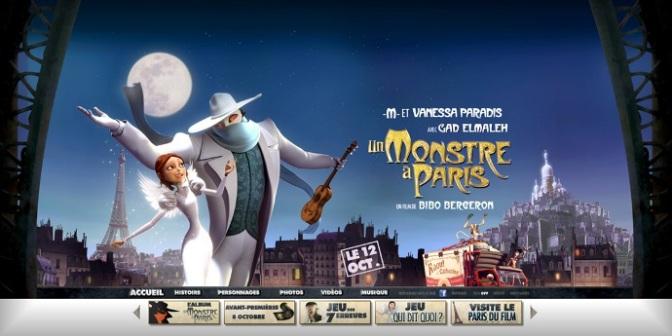 La Seine – phim Quái vật ở Paris – Un monstre à Paris