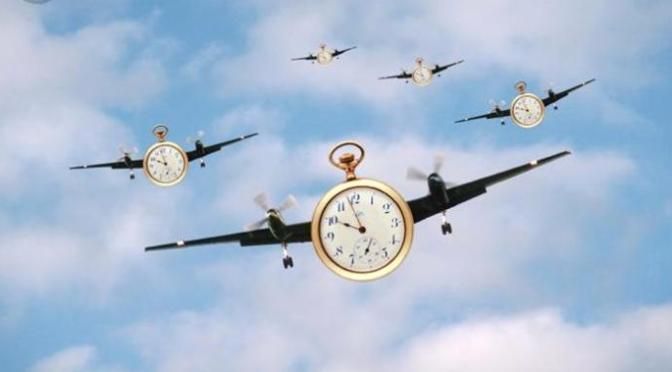 Tempus fugit – Thời gian bay
