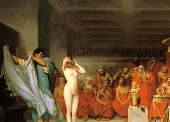 Lịch sử nghề mại dâm qua hàng thếkỷ