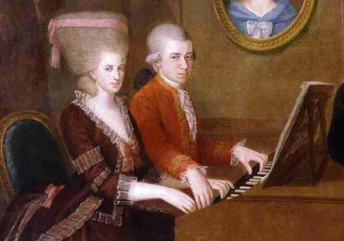 Bản sonata số 11 của Mozart