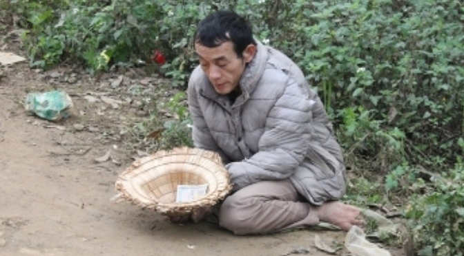 Thiền trong đời của gã ăn mày