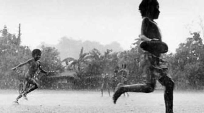 Tắm mưa